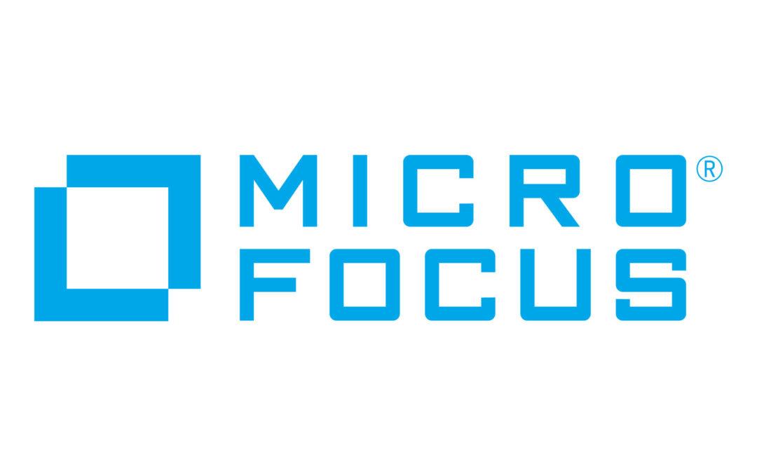 "MicroFocus – Flipping the ""Old School"" idea on its head"